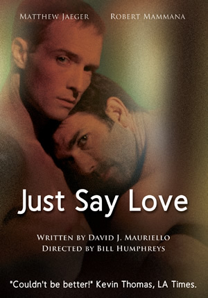 Just Say Love The Movie Stagewright Films